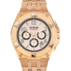 Versus by Versace Mens Chronograph Esteve RoseGold